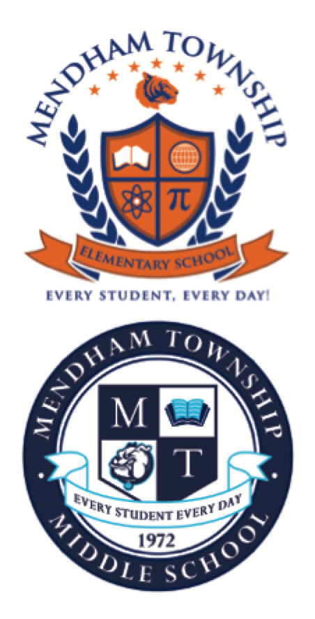 Mendham Township Elementary School and Middle School Logos