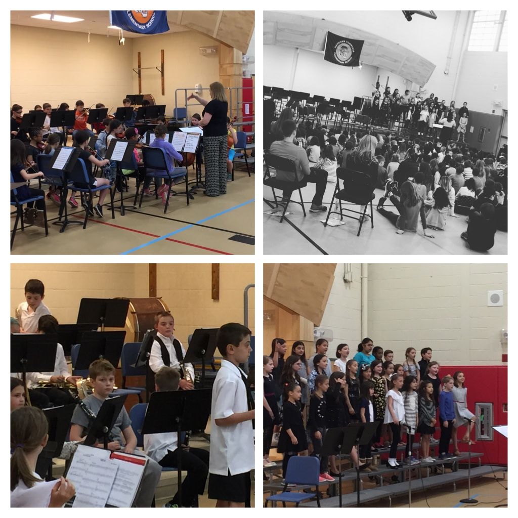Picture of various Performing and visual arts programs